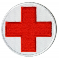 Red Cross Medic Patch