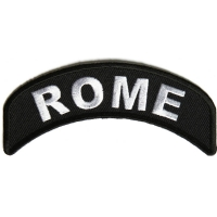 Rome City Patch