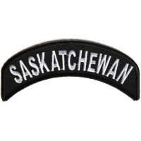 Saskatchewan State Patch