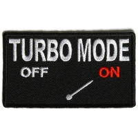 Turbo Mode On Patch