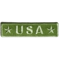 USA Desert Sand Patch
