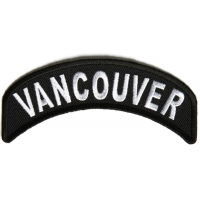 Vancouver City Patch