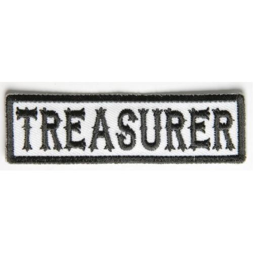 Past Treasurer  Patch