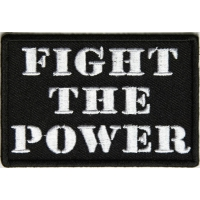 Fight The Power Patch