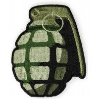 Green Grenade Patch