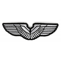 White Wings Patch