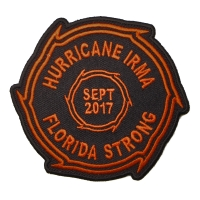 Hurricane Irma Florida Strong Patch