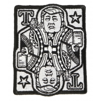Trump Card Patch Mr Twitter