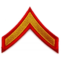 Private First Class Patch Marines