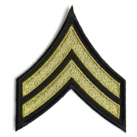 Corporal Army Patch