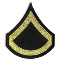 Private First Class Patch Army