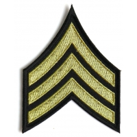Sergeant Army Patch
