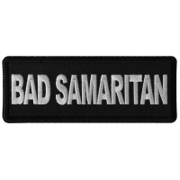 Bad Samaritan Patch