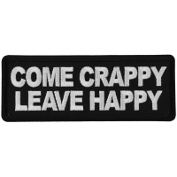 Come Crappy Leave Happy Patch