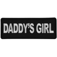 Daddy's Girl Patch