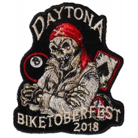 Daytona Biketoberfest 2018 Patch