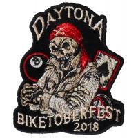 Daytona Biketoberfest 2018 Patch