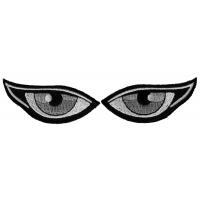 Gray Eyes Patch