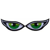 Green Eyes Patch