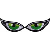 Medium Green Eyes Patch