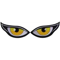 Medium Yellow Eyes Patches