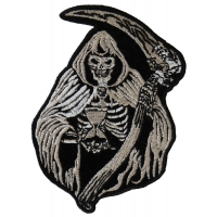 Reaper Skull Small Patch