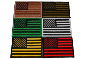 Shop US Flag Patches - Iron on or Sew on