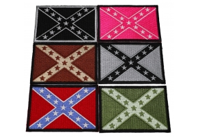 Shop Southern Rebel Flag Patches