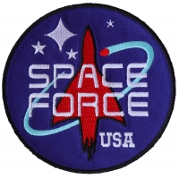 Space Force USA Patch