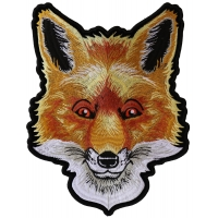 Fox Large Back Patch