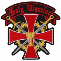 Holy Warrior Patch