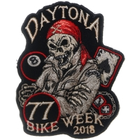 Daytona 2018 Bike Week Patch