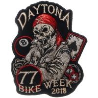 Daytona 2018 Bike Week Patch