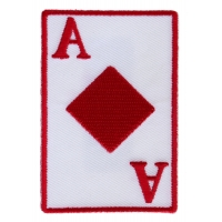 Ace Of Diamonds Patch