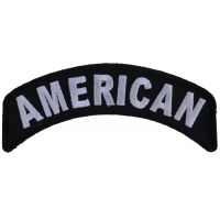 American Rocker Patch | Embroidered Patches