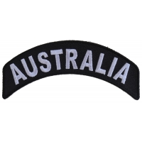 Australia Small Rocker Patch
