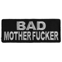 Bad Motherfucker Patch