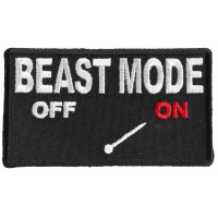 Beast Mode Mode On Patch