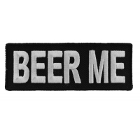 Beer Me Patch