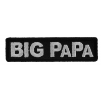 Big Papa Patch