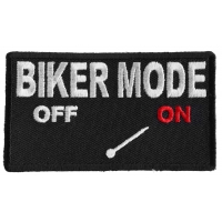 Biker Mode On Patch