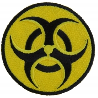 Bio Hazard Patch | Embroidered Patches