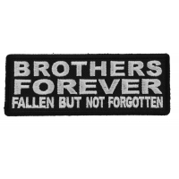 Brothers Forever Fallen But Not Forgotten Patch