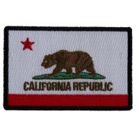 California Republic Flag Patch