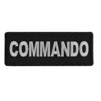 Commando Patch
