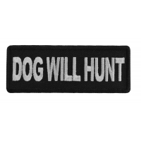 Dog Will Hunt Patch
