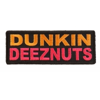 Dunkin Deeznuts Patch