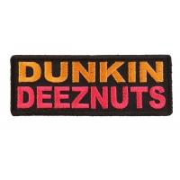Dunkin Deeznuts Patch
