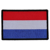 Dutch Flag Patch