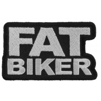 Fat Biker Patch